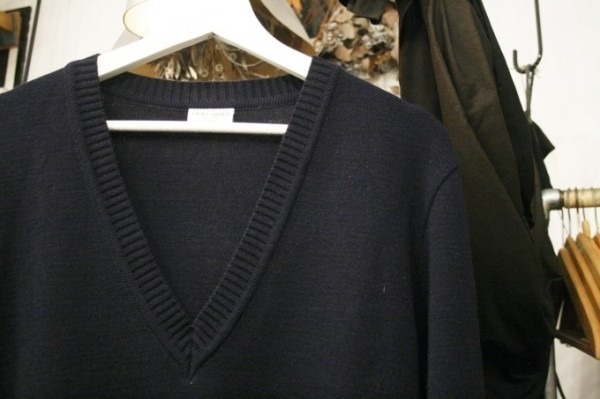 蚤の市打ち上げに交ざったけど、全然打ち上げ感はなかった 入荷メンズセーター うるさいセーターと静かなセーター_f0180307_22253549.jpg