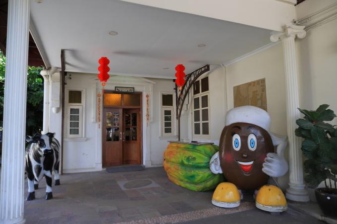 チョコレート店・バティック工房・昼食/マレーシア旅行 - 14 -_f0348831_23473598.jpg