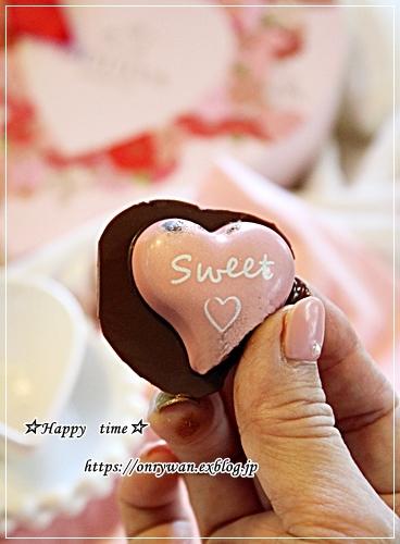 エビフライ弁当とあたしのチョコと次女のチョコ♪_f0348032_16085745.jpg