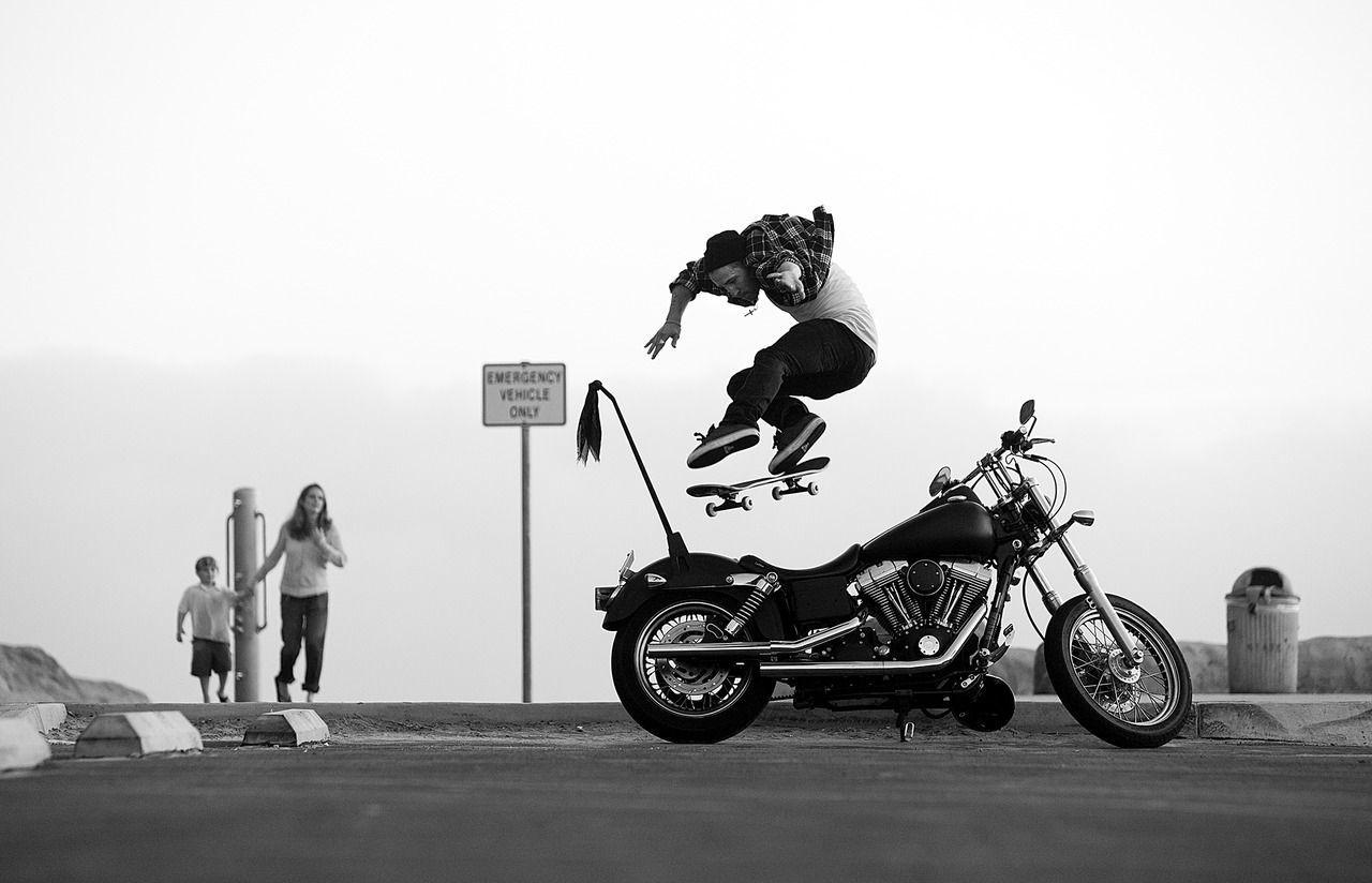 「 SKATE & MOTORCYCLE 」_c0078333_19273551.jpeg
