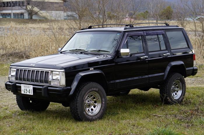 FOR SALE!! 1993y Jeep Cherokee_c0250233_18044534.jpg