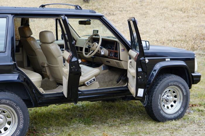 FOR SALE!! 1993y Jeep Cherokee_c0250233_18045328.jpg