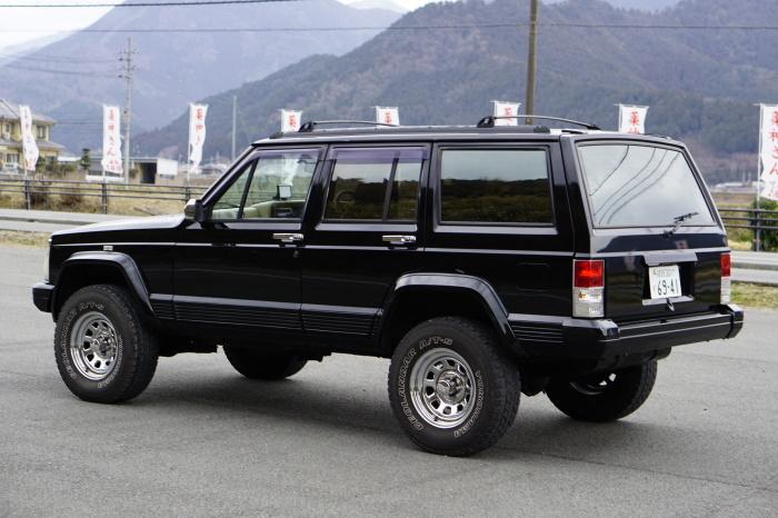 FOR SALE!! 1993y Jeep Cherokee_c0250233_18060805.jpg