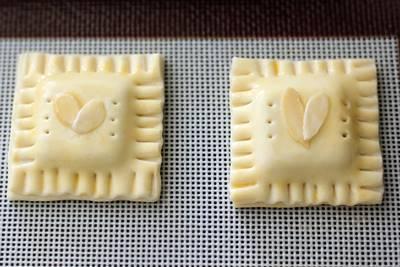 バレンタインにチョコパイ_a0165538_09055783.jpg