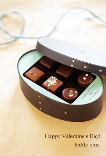 Happy Valentine\'s chocolate! ハッピー バレンタインチョコレート!_e0253364_10250888.jpg
