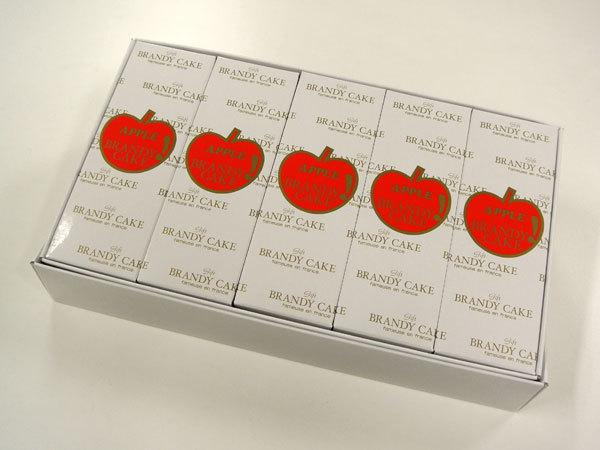 【お菓子のヒロヤ】アップルブランデーケーキ_c0152767_22072424.jpg