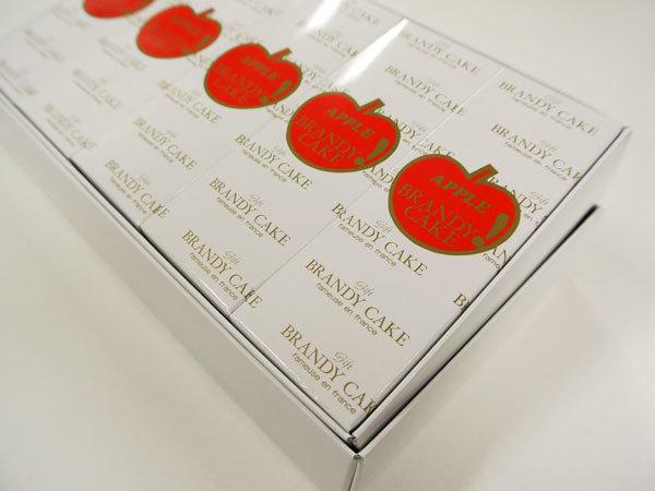 【お菓子のヒロヤ】アップルブランデーケーキ_c0152767_22092648.jpg