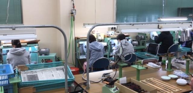 メガネの産地 鯖江 工場見学 その2_e0200978_23030097.jpg