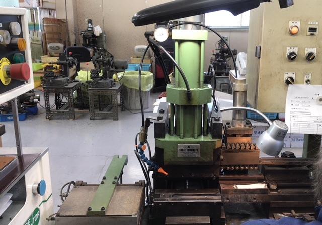 メガネの産地 鯖江 工場見学 その2_e0200978_23031111.jpg
