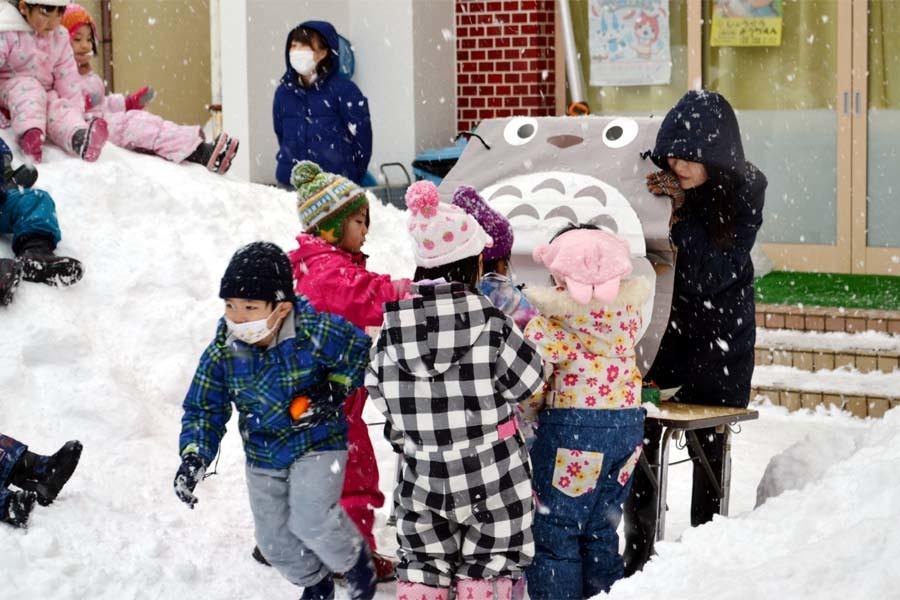 園児雪まつり_d0353789_15014415.jpg