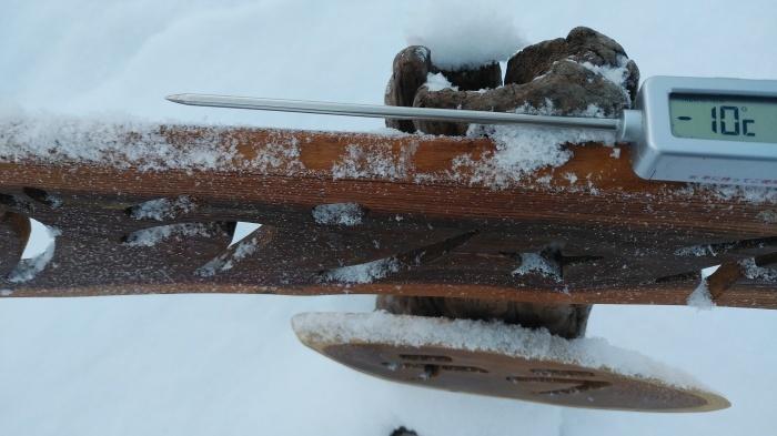 雪中キャンプ in一色の森キャンプ場 2_a0049296_18230132.jpg