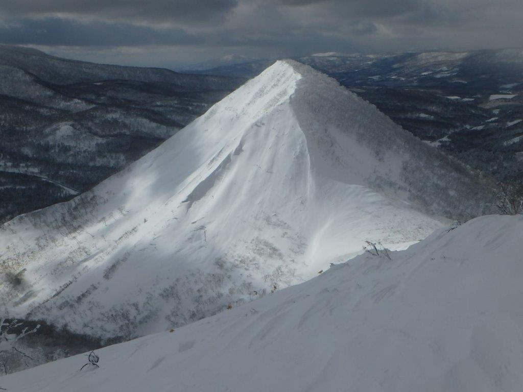 白老岳と白老岳、2019.2.9ー同行者からの写真ー_f0138096_13470945.jpg