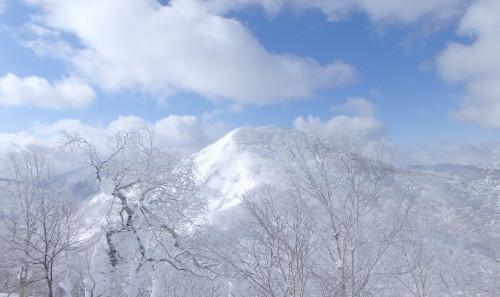 白老岳と白老岳、2019.2.9ー同行者からの写真ー_f0138096_13494466.jpg