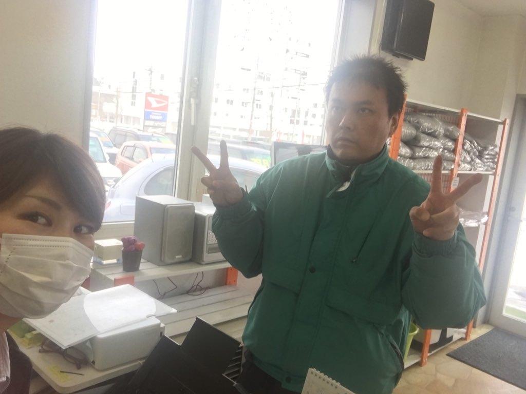 2月15日(金)☆TOMMYアウトレット☆あゆブログ(ノ≧ڡ≦)ノ キューブM様納車♪自社ローン・ローンサポート✨_b0127002_17294966.jpg