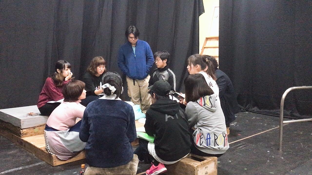 2月8日(金) 公演もうすぐ1ヶ月前by松尾_a0137821_14342469.jpg