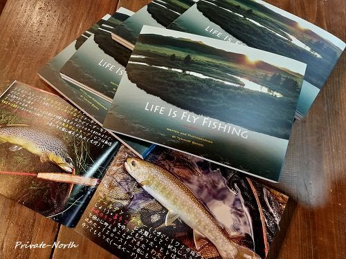 『LIFE IS FLY FISHING』発売_d0261148_13450118.jpg