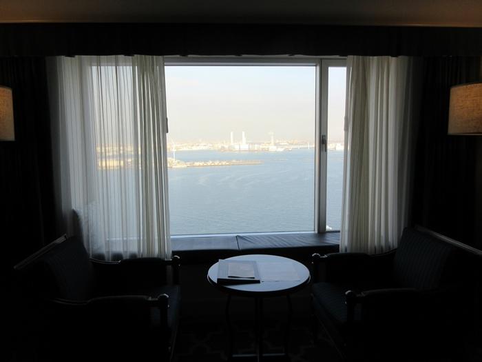 【ヨコハマグランドインターコンチネンタルホテル】クラブルームダブルベイビュー_b0009849_17512075.jpg