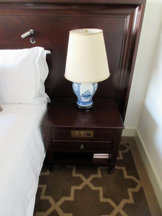 【ヨコハマグランドインターコンチネンタルホテル】クラブルームダブルベイビュー_b0009849_180353.jpg