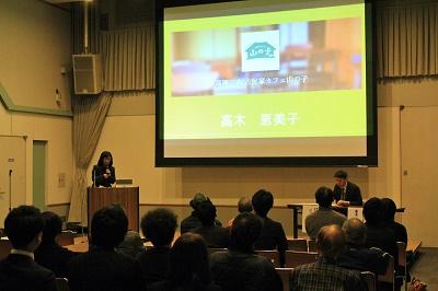 弘前公園観光人力車実証実験報告会を行いました!_d0131668_9473215.jpg