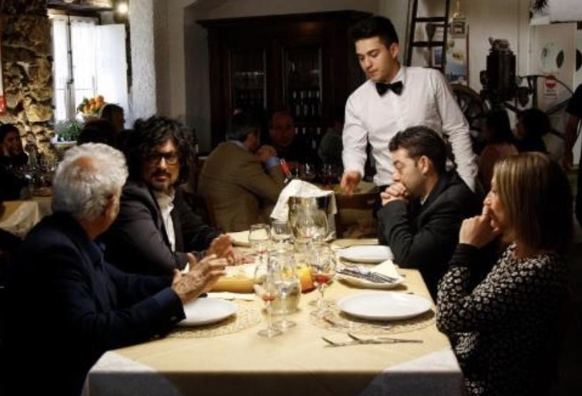 あのイタリアで人気TV番組がフィレンツェに!_a0136671_00215711.jpeg