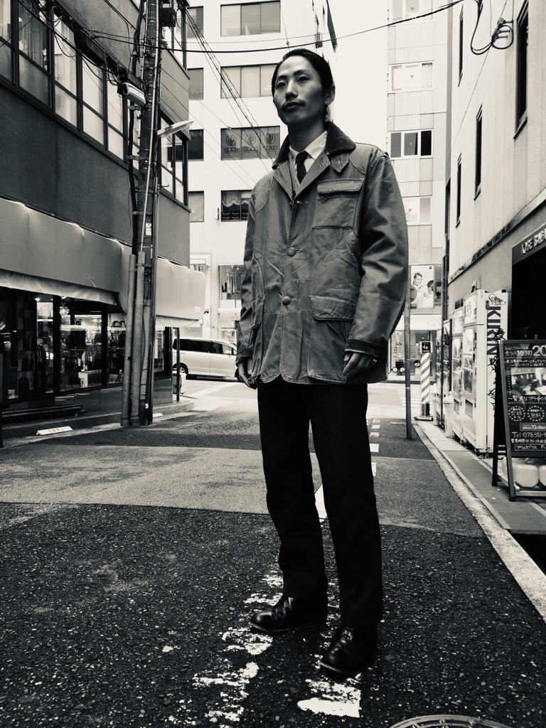 マグネッツ神戸店 陰影がはっきりと出る表情を楽しみたい!_c0078587_15443516.jpg
