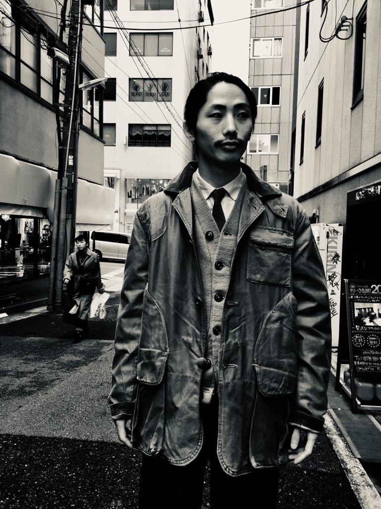 マグネッツ神戸店 陰影がはっきりと出る表情を楽しみたい!_c0078587_15443519.jpg