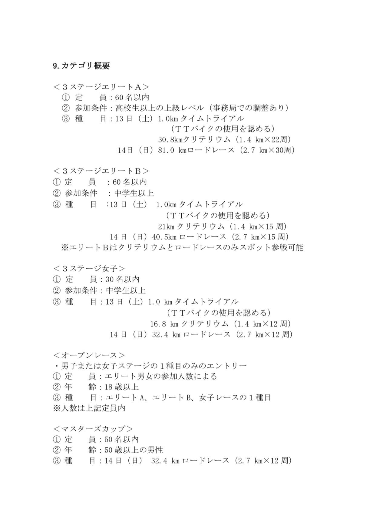 3/15迄。4/13.14(土.日)〝おきなわロードレース〟 3ステージ in ANA SPORTS PARK 浦添_e0363689_16331693.jpeg