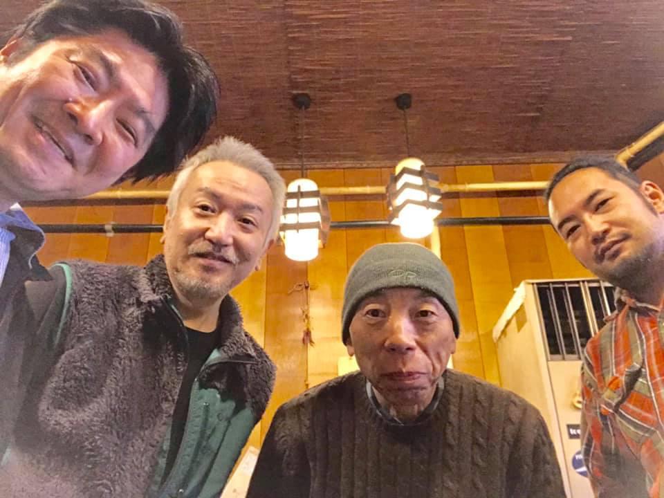 京都から先輩ギタリスト岡本博文さんを迎えて、やんやのギター三昧。_a0334793_03430066.jpg