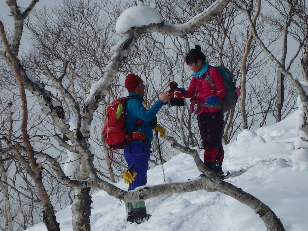 多峰古峰山、2019.2.14ーSさんからの写真ー_f0138096_22151254.jpg