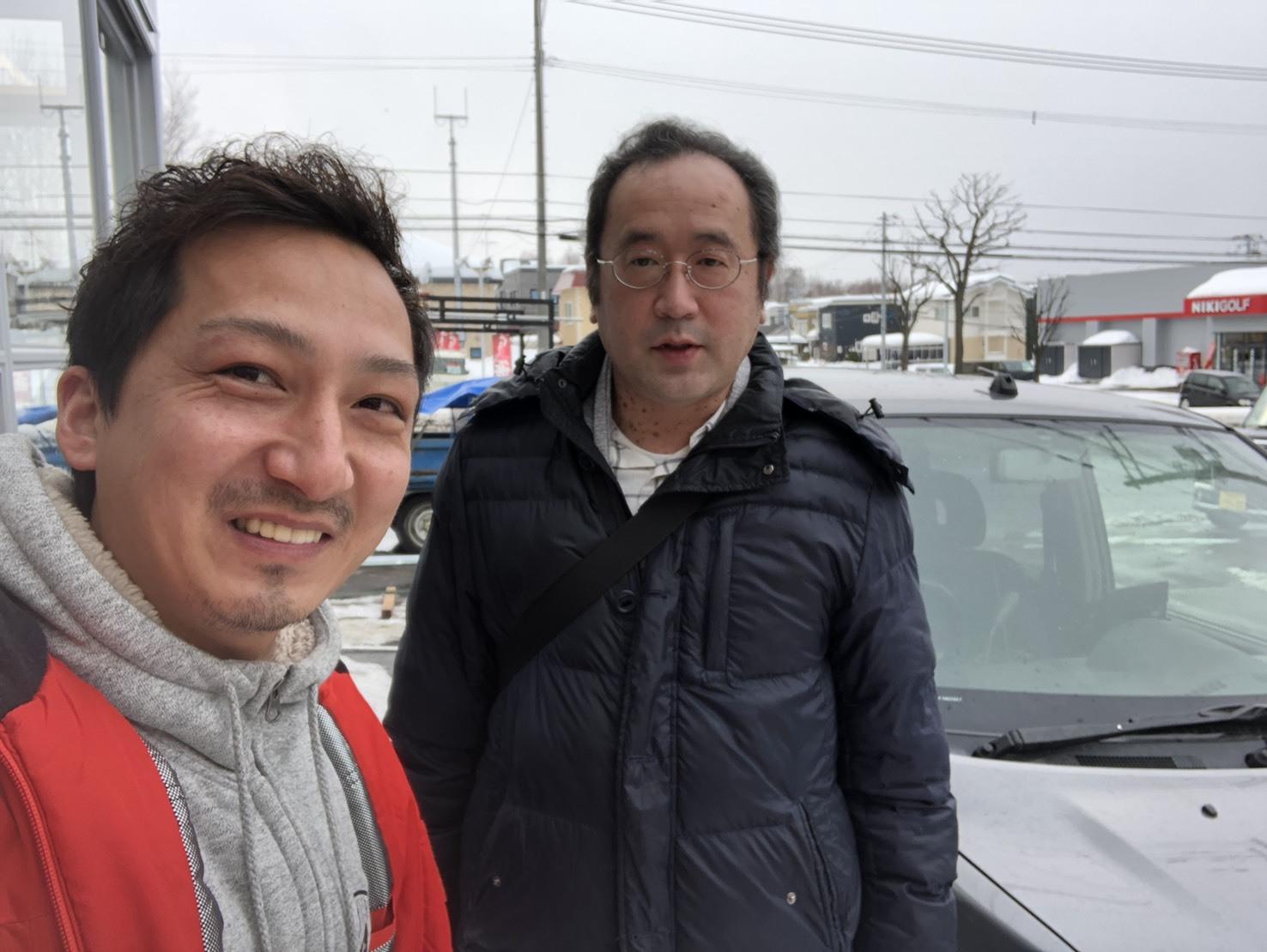2月16日(土)☆ハイエースあります✊サクシードA様納車♡ ランクル レクサス ハマー TOMMY♡_b0127002_19243077.jpg