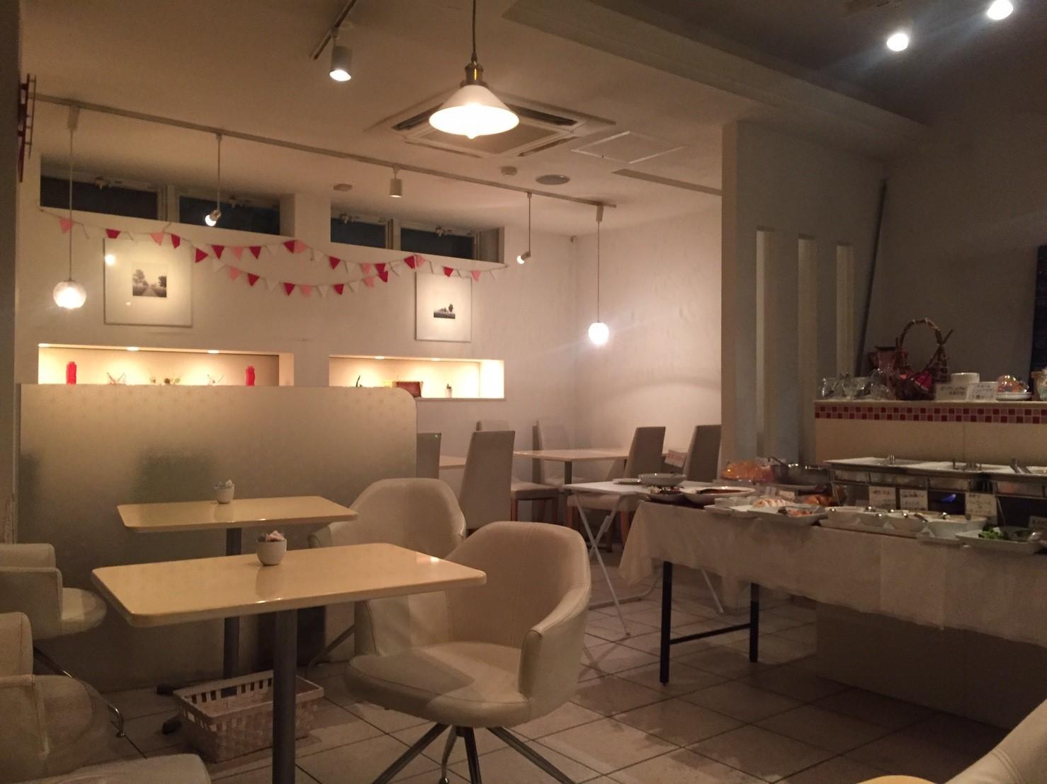 cafe coeur ディナービュッフェ_e0115904_02355863.jpg