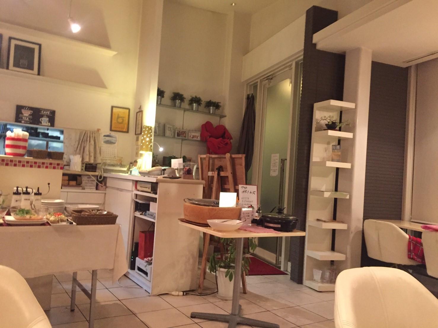 cafe coeur ディナービュッフェ_e0115904_02504314.jpg