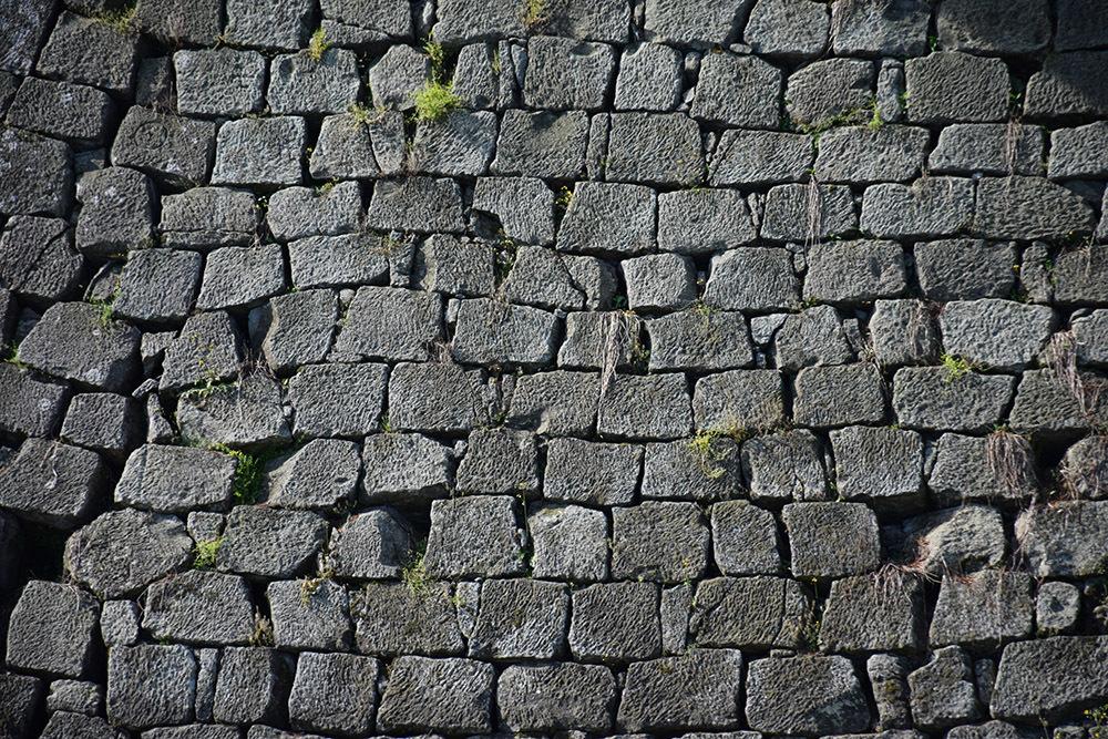 越前松平家の福井城跡を歩く。 その1 ~内堀、石垣~_e0158128_20492225.jpg