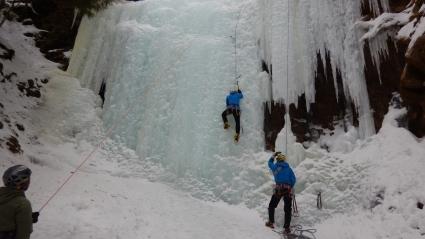 八ヶ岳アイスクライミング_b0077448_22361075.jpg