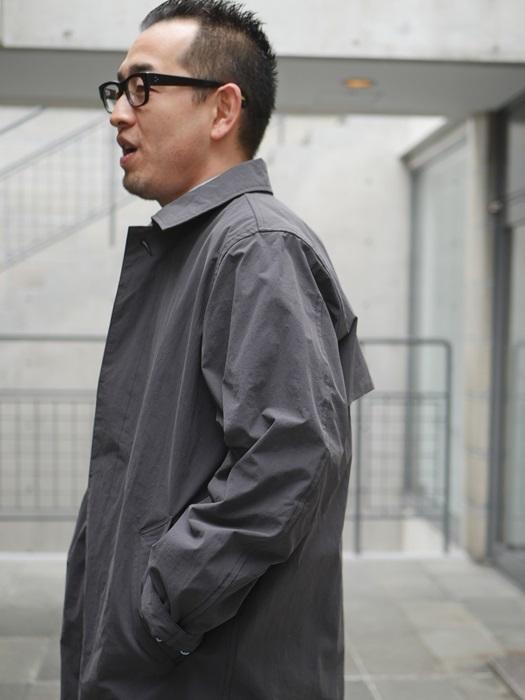KATO\' Soutien Collar Long Coat_e0247148_16095058.jpg