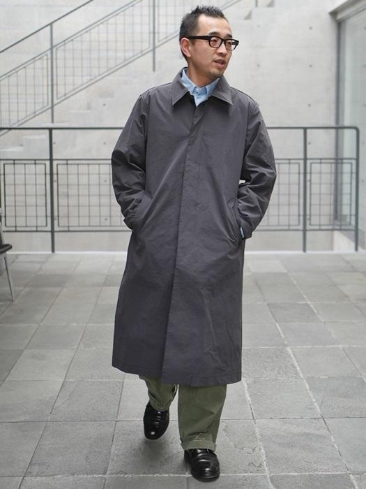 KATO\' Soutien Collar Long Coat_e0247148_16095129.jpg