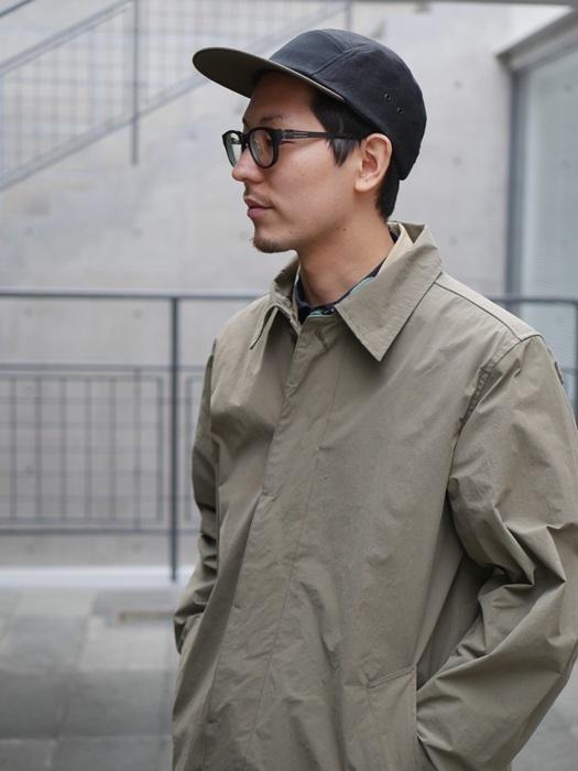 KATO\' Soutien Collar Long Coat_e0247148_16095181.jpg