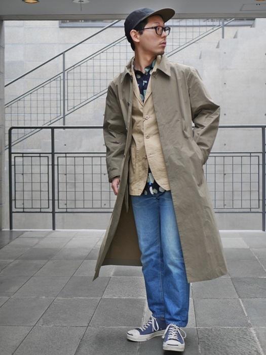 KATO\' Soutien Collar Long Coat_e0247148_16102356.jpg