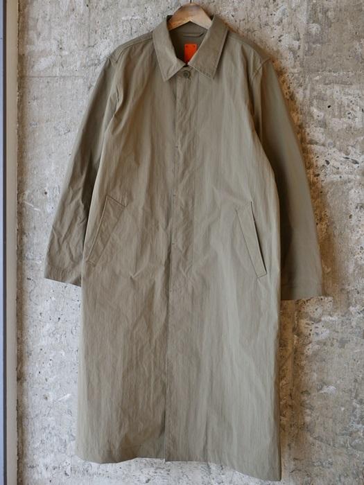KATO\' Soutien Collar Long Coat_e0247148_16103842.jpg