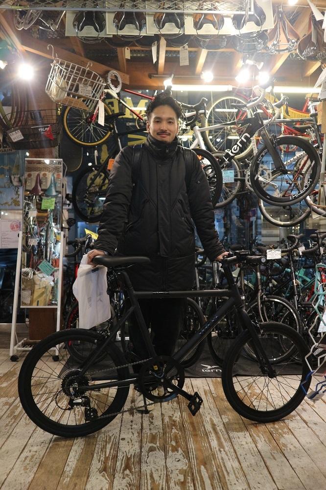 2月16日 渋谷 原宿 の自転車屋 FLAME bike前です_e0188759_18412243.jpg