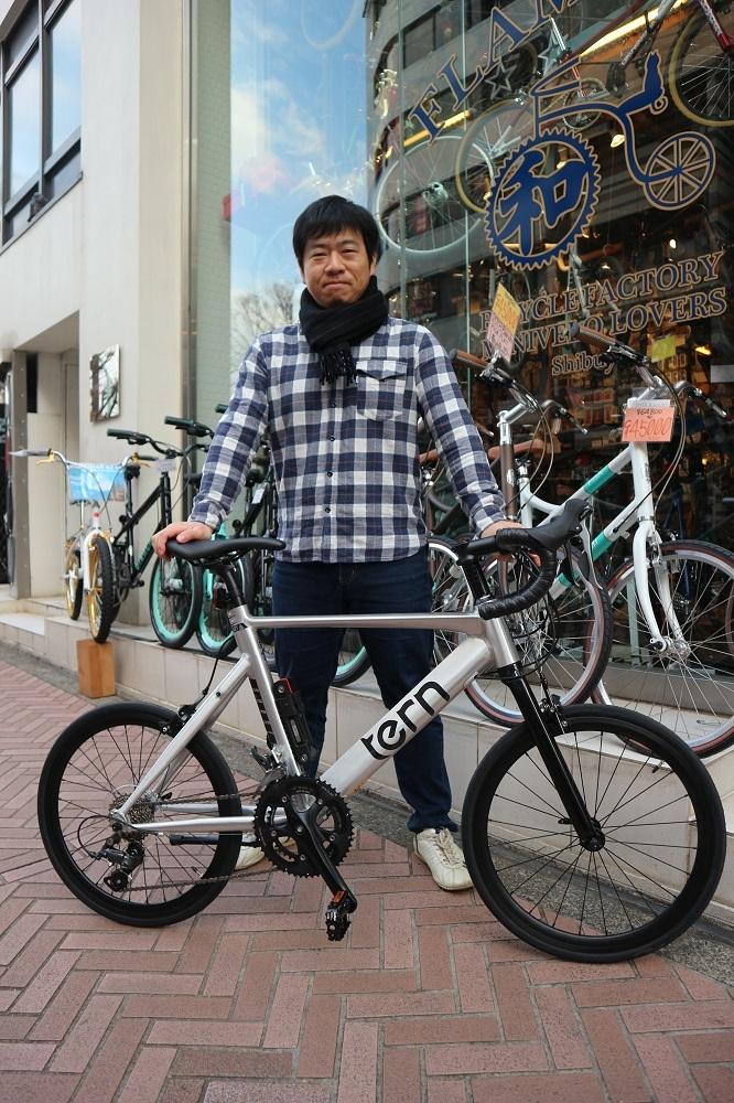 2月16日 渋谷 原宿 の自転車屋 FLAME bike前です_e0188759_18413014.jpg