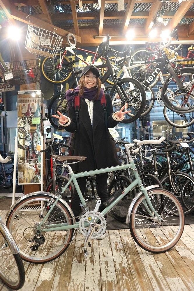 2月16日 渋谷 原宿 の自転車屋 FLAME bike前です_e0188759_18413621.jpg
