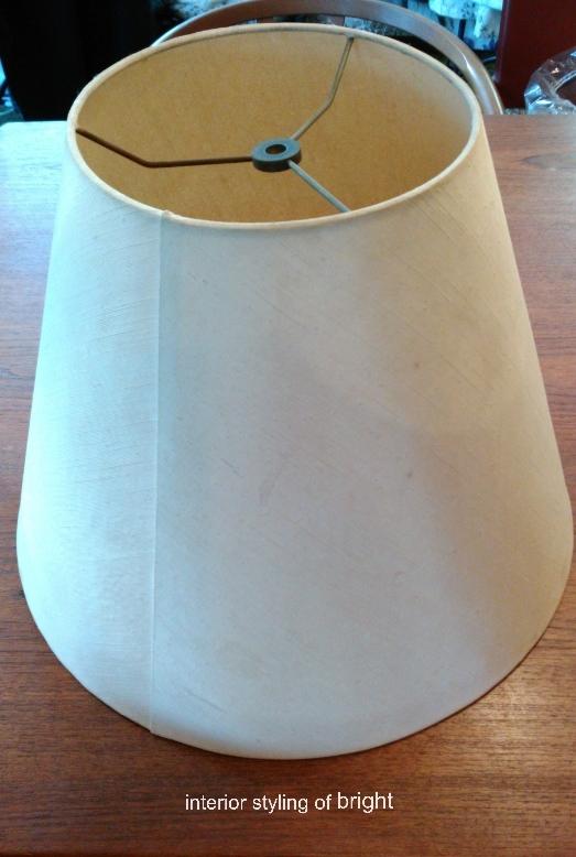 ランプシェード 張替 ウィリアムモリス正規販売店のブライト_c0157866_15210763.jpg