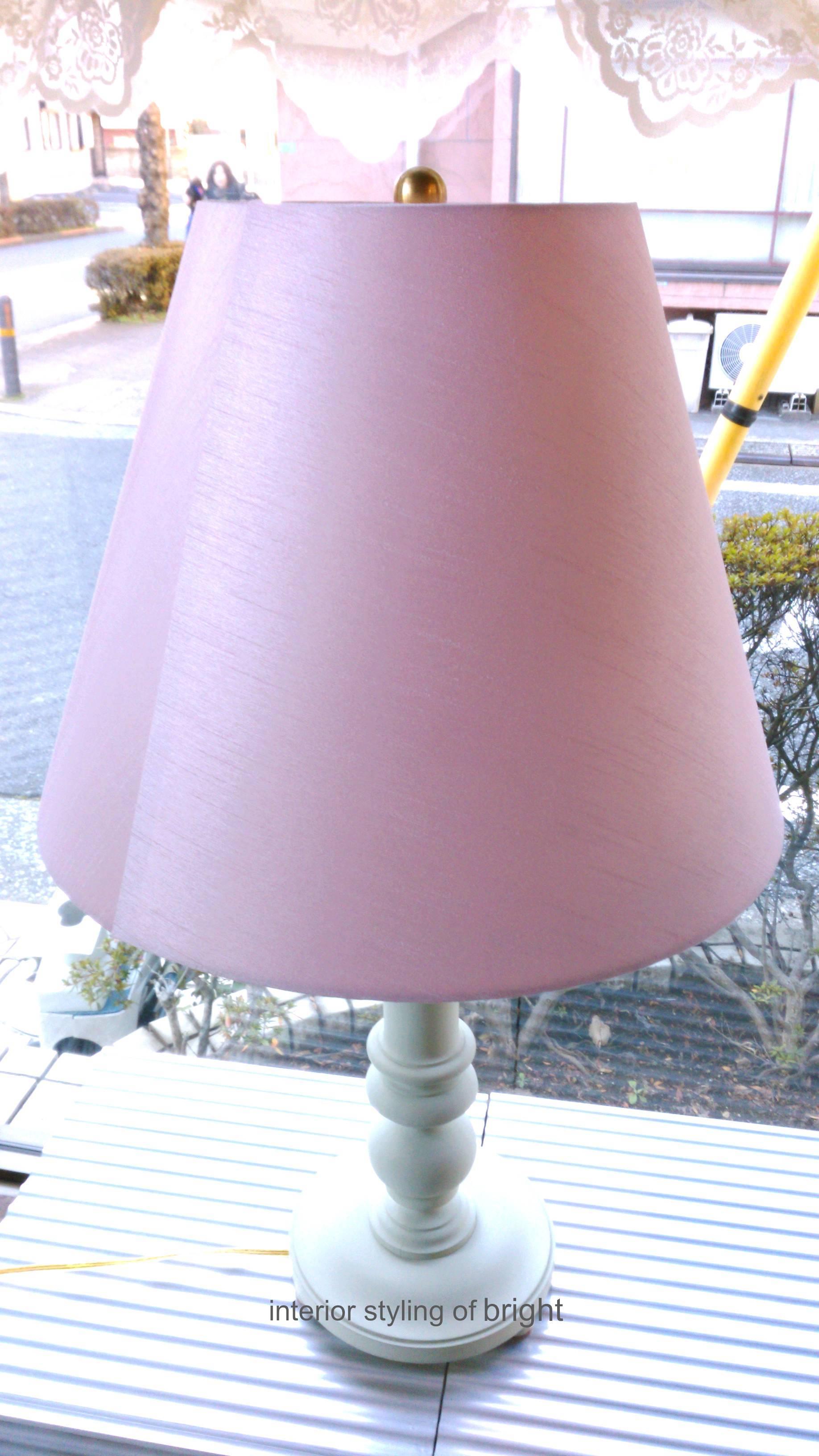 ランプシェード 張替 ウィリアムモリス正規販売店のブライト_c0157866_15260643.jpg