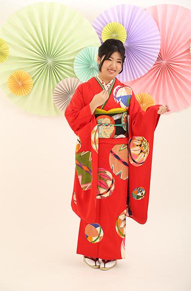 アンティーク振袖で華やぎいっぱい☆北海道の成人式のお客様_b0098077_17275299.jpg