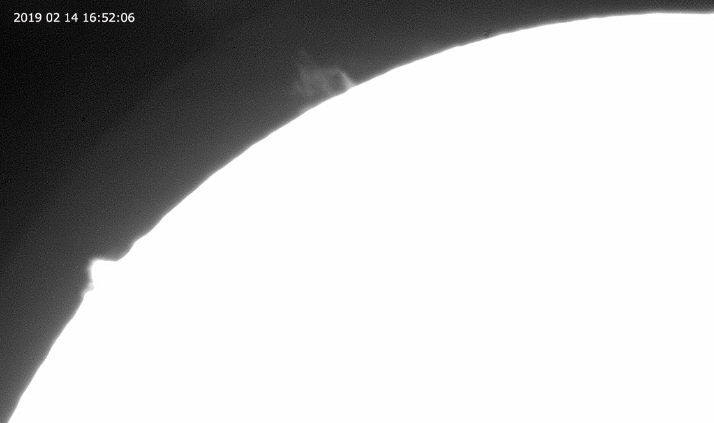 2月14日の太陽_e0174091_11261957.jpg