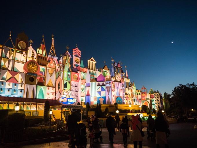 """今年初めてのJALで""""夢の国""""へ(1)東京ディズニーランド_f0276498_21434421.jpg"""