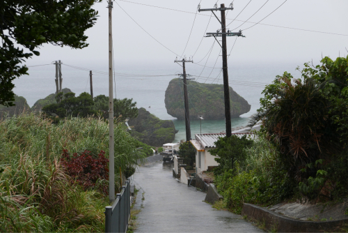 海界の村を歩く 太平洋 大神島_d0147406_19233982.jpg