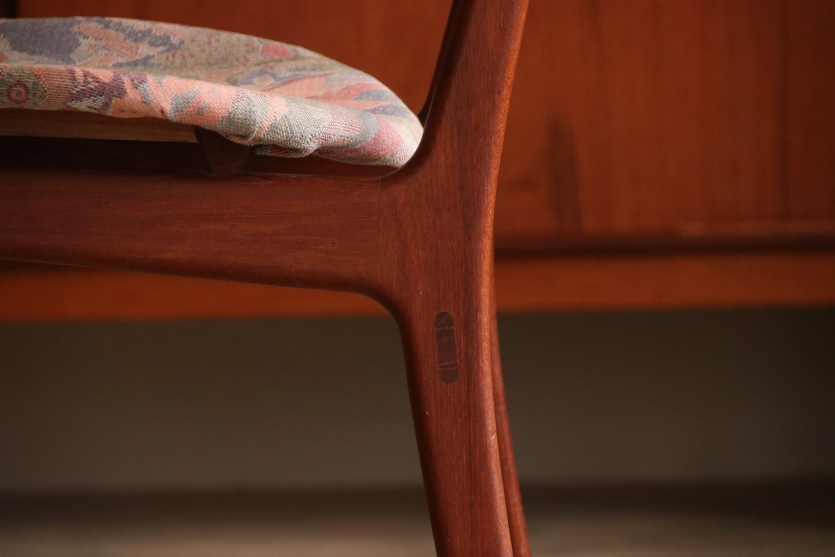 『Teak Dining Chair』_c0211307_15583749.jpg