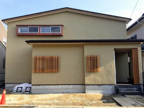 「ひだまりの家」完成見学会を行いました_f0170331_15275019.jpg